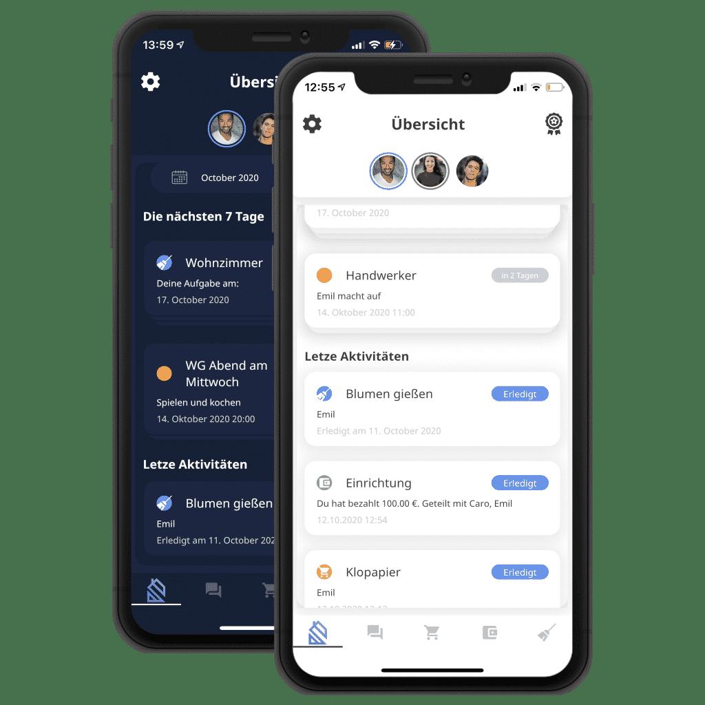Flatify - Eure WG- und Putzplan-App